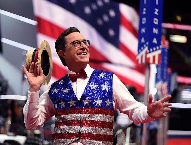 Donald Trump Has Made Stephen Colbert Great Again