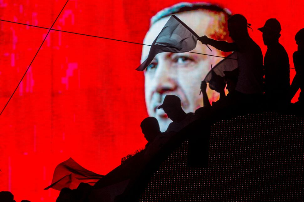 Turkey's Weekend of the Long Knives