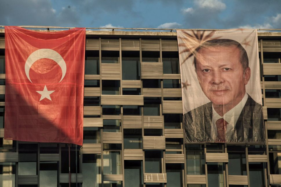 Erdogan's Self-Serving Purge Has Gone Too Far