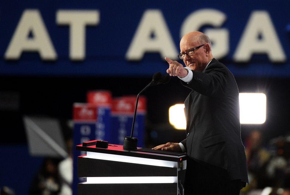 GOP Senator Rips 'Identity Politics' Onstage at the Republican Convention