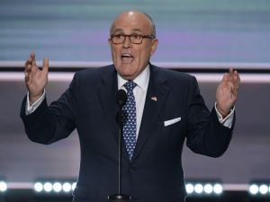 Rudy Giuliani is President-elect Donald Trump's new cybersecurity adviser.