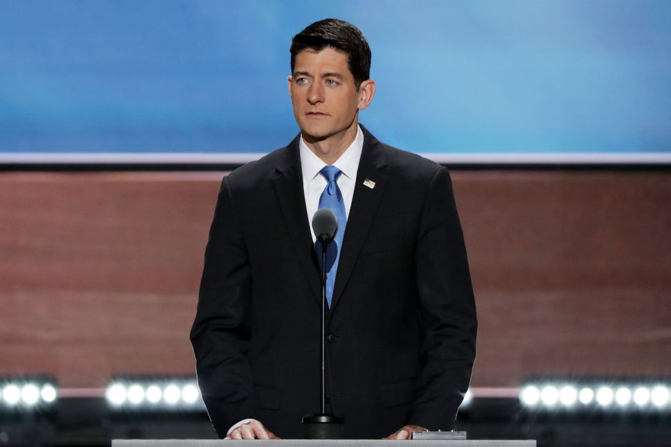 GOP Bigs Really Hate Hillary Clinton—But Don't Have Much to Say About Donald Trump