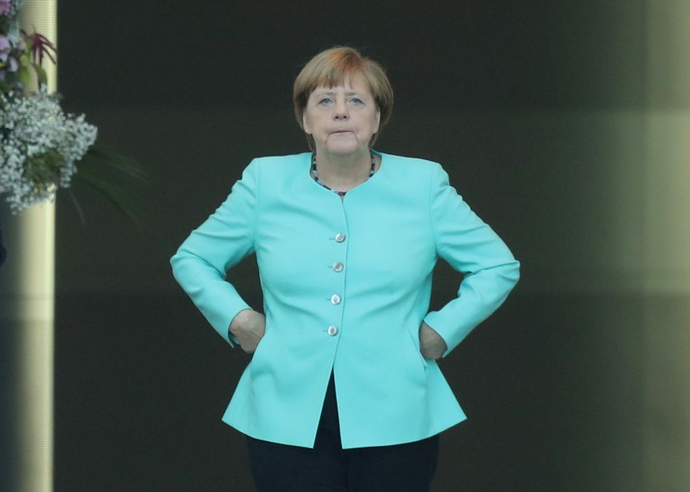 Russian Spooks Will Target Angela Merkel Next