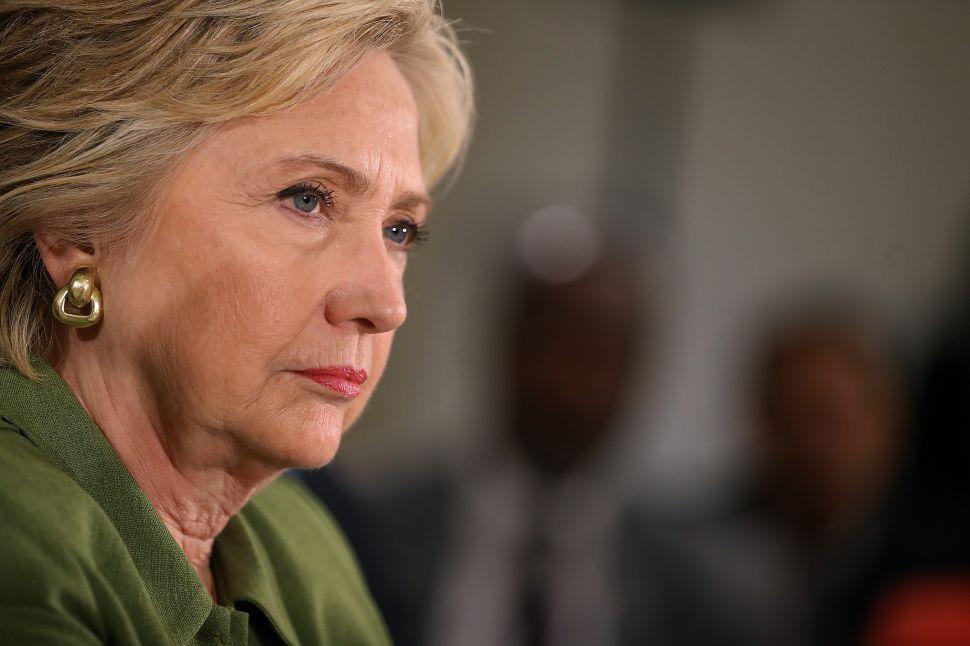 Tailgunner Hillary and the Putin Hack