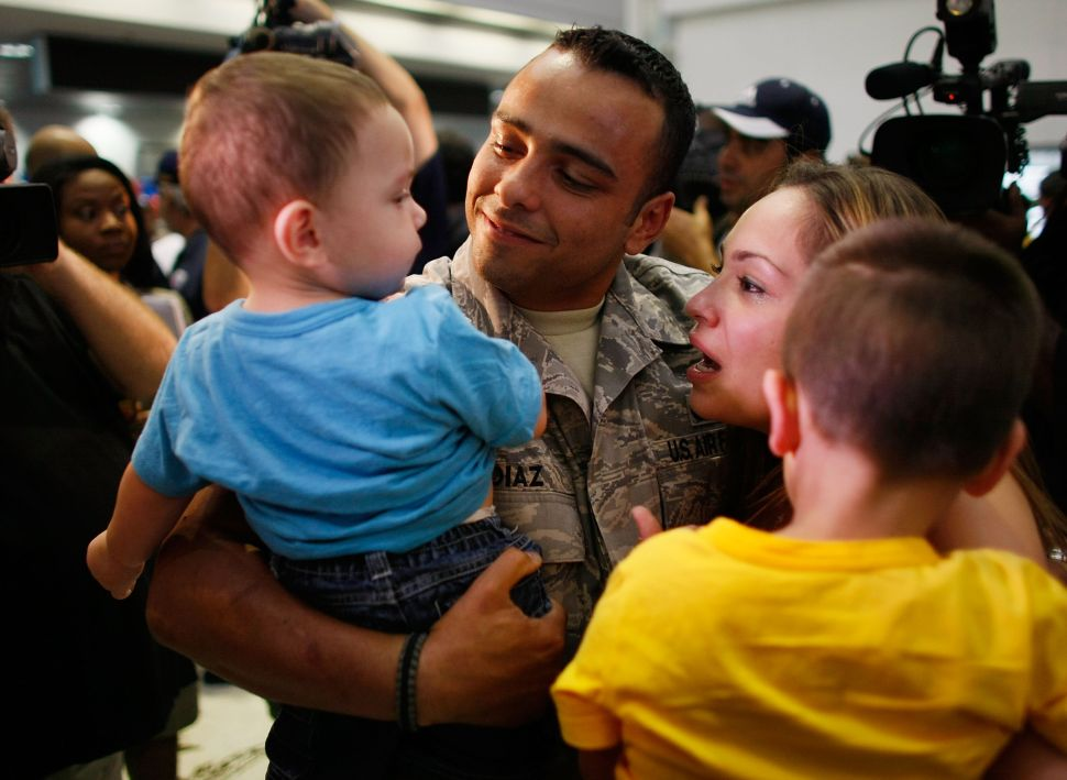 Yes, Being a Military Family Is Hard, But Let's Not Ignore the Benefits