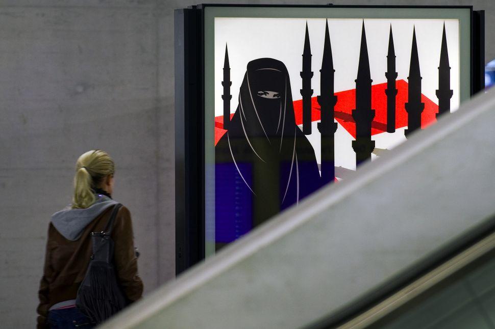 Swiss Italians Say No to the Burqa