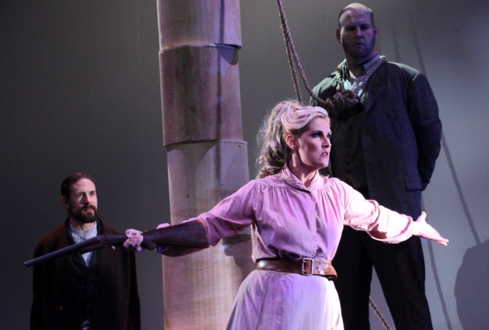 Upstart Apotheosis Opera Mines Gold in Puccini's Western
