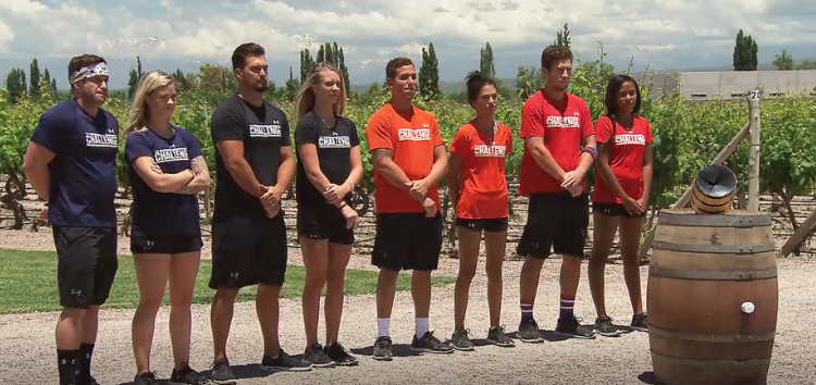 'The Challenge: Rivals III' Episode 13: Grapes. Wrath.