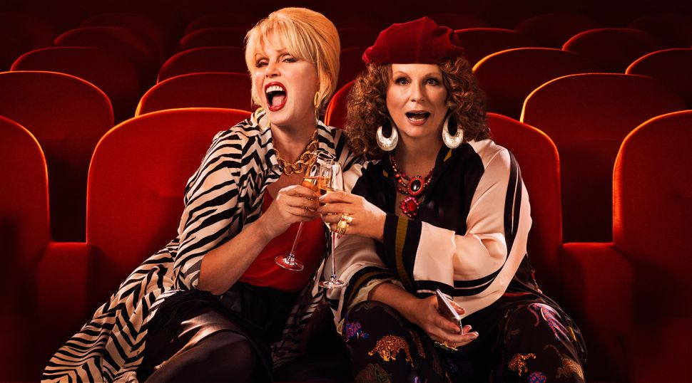 'Absolutely Fabulous': Rumor of a Funny Female Shortage Has Been Greatly Exaggerated