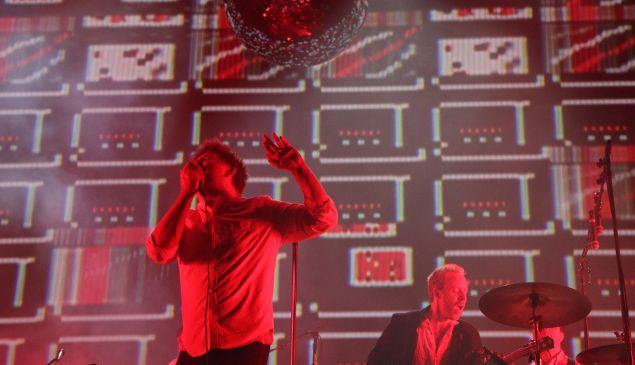 LCD Soundsystem closes out day 3 of Panorama