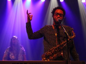 Terrace Martin: Saxophonist, Keyboardist, Storyteller