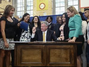 Today's bill signing.