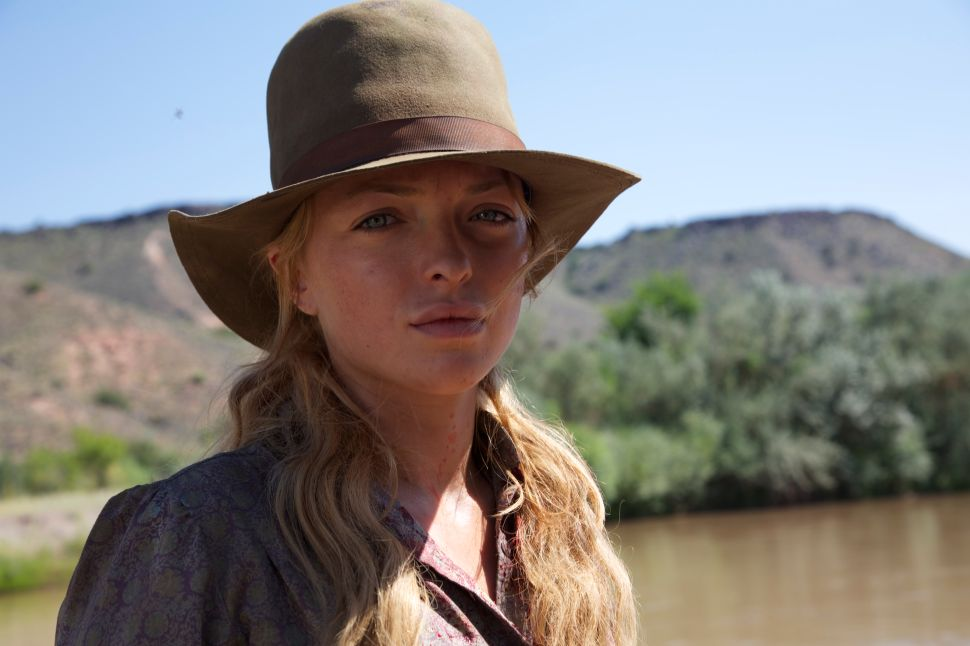 Francesca Eastwood Carries On Her Father's Legacy As A Western Star