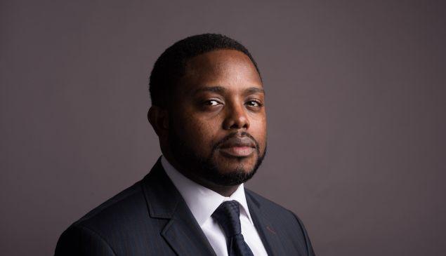 Jonnel Doris, senior advisor for the city''s minority- and women-owned business enterprise program.