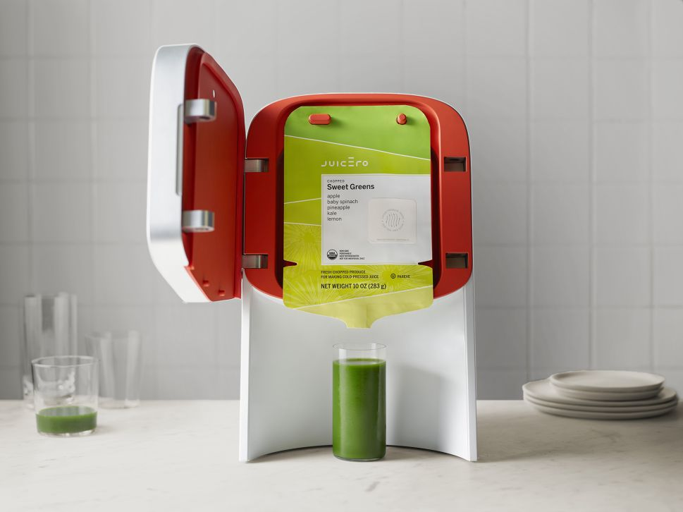 The Keurig Machine of Juice Will Be Available in New York…Eventually