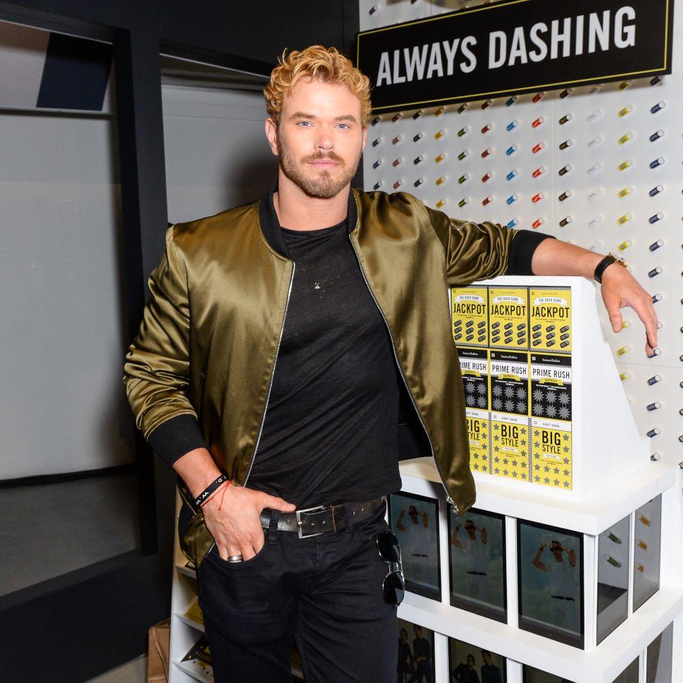 Cadillac & Amazon Flex Their Sponsorship Muscle at Men's Fashion Week