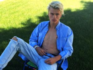 Landon Huff, 17