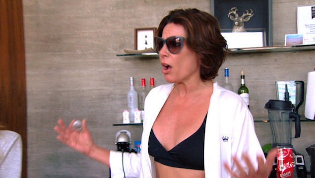 'Real Housewives of NYC' Recap 8×15: All Bets Are Off