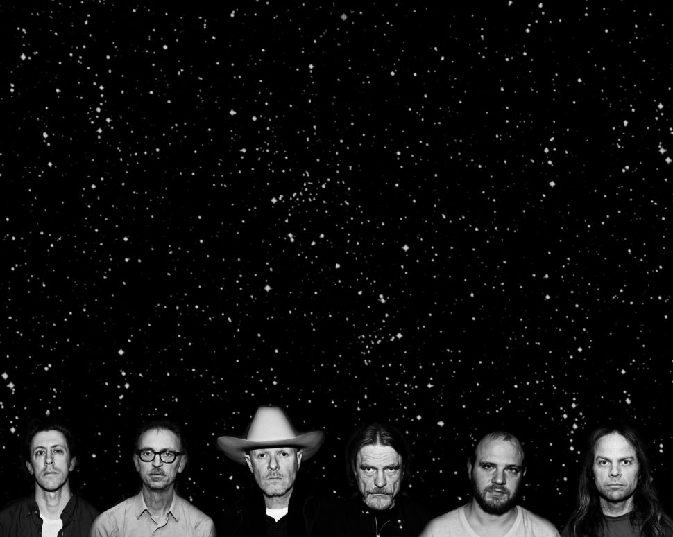 Michael Gira on 'Dangling Off the Edge of a Cliff' for Swans' Epic Final Album