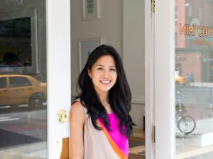 Marian Cheng, 28, opened the dumpling shop with her sister Hannah in July 2014.