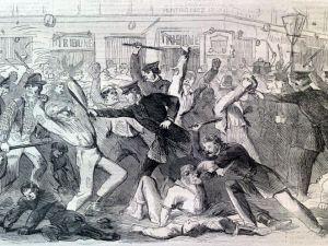 New York City Draft Riots.