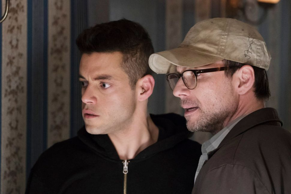 'Mr. Robot' Season 2 Premiere: My Perfectly Constructed Loop