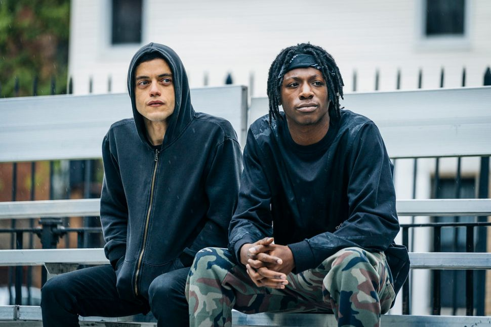 Under the Hood: 'Mr. Robot' and the Wardrobe of Control