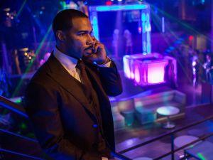 "Omari Hardwick as James ""Ghost"" St. Patrick"