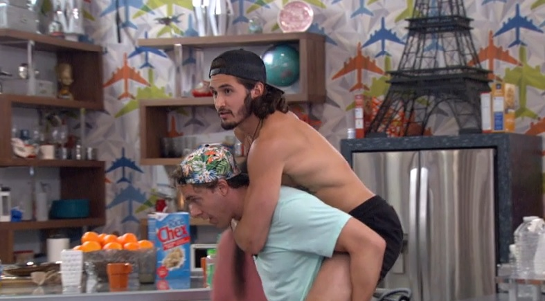 'Big Brother' Week Two Recap: Piggyback Door