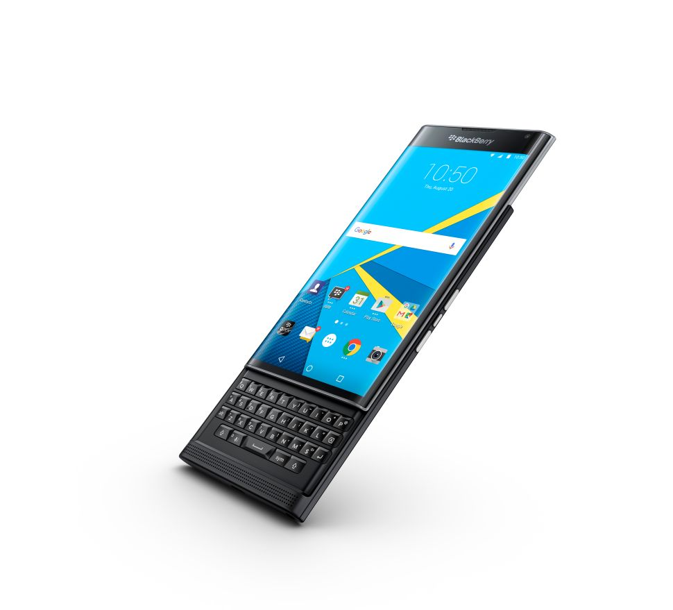 The Priv: Five Months With Blackberry's First Android