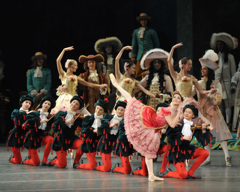Ratmansky's 'Sleeping Beauty' Is a Beauty Still Waiting to Be Roused to Life