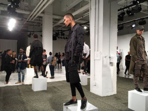 At the Stampd preview today