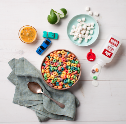 Christina Tosi and Kellogg's Make Breakfast Cool Again with a Cereal Café