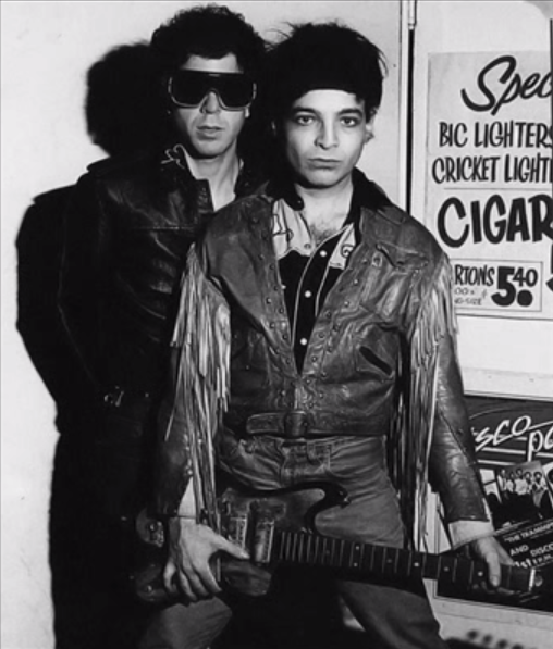 RIP Suicide Frontman Alan Vega, the Beautiful Ghost of Rock 'n' Roll Future