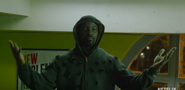 Luke Cage Is the 'Bulletproof Black Man' We Need Right Now