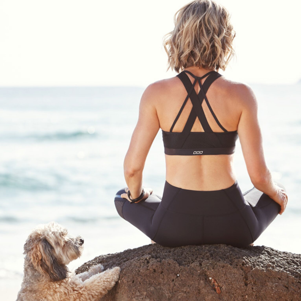 The Inventor of Activewear Just Solved Your Biggest Fitness Problem