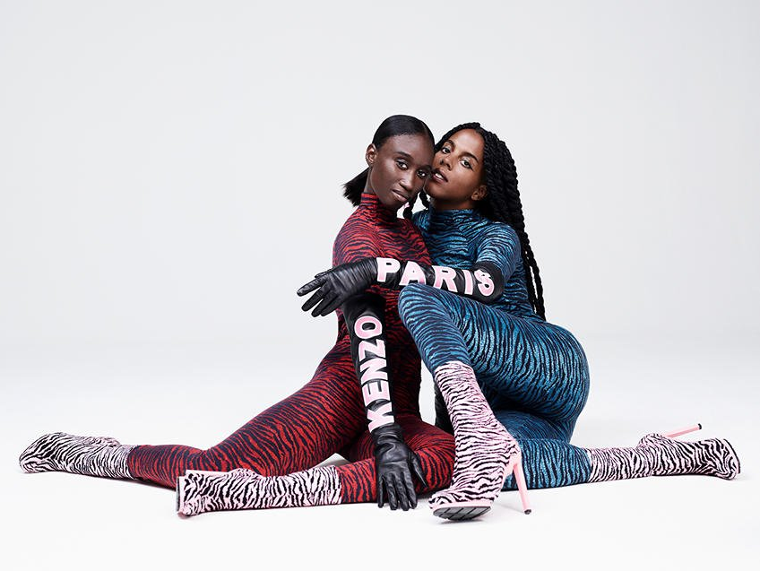 Meet the Inspiring Individuals Who Are Modeling the H&M and Kenzo Collab