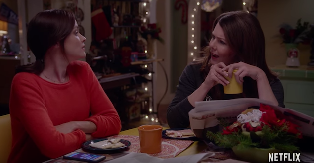 Pray the World Doesn't End Election Day Because 'Gilmore Girls' Has a Release Date!