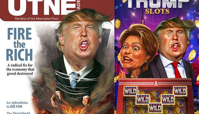 Two of Jason Seiler's illustrations.