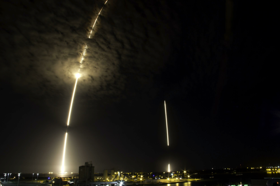 What It's Like to Cover SpaceX as They Blaze a Trail to Mars