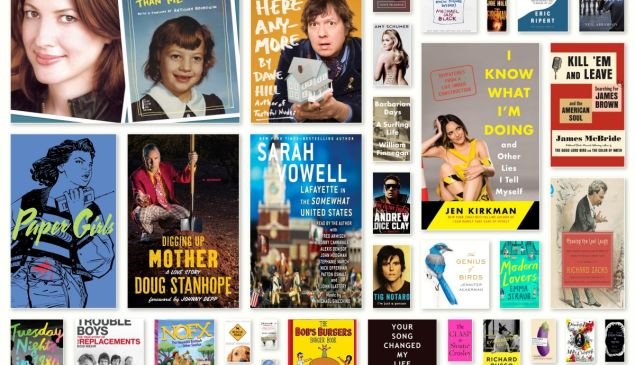 Every year Lori + Larry put out a summer reading list of 42 book recommendations