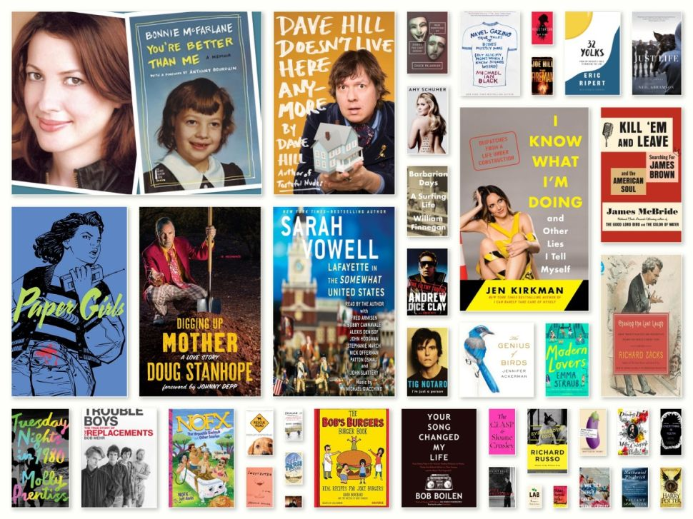 Four Decades of Book Industry Experience = One Expert Summer Reading List