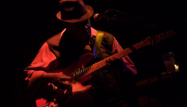 Terra Blues, by far the best blues club in NYC