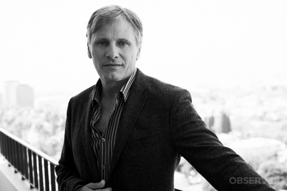Dr. No: Viggo Mortensen Has Made Turning Down Roles Into an Art Form