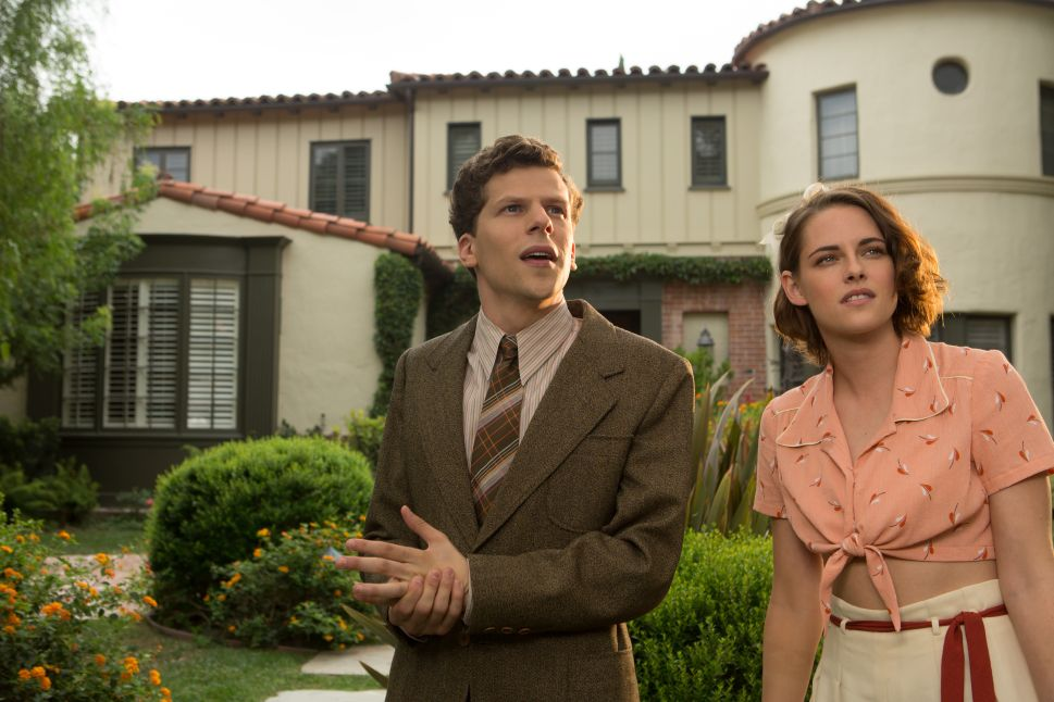 'Café Society' Is a Blast  From an Imagined Past