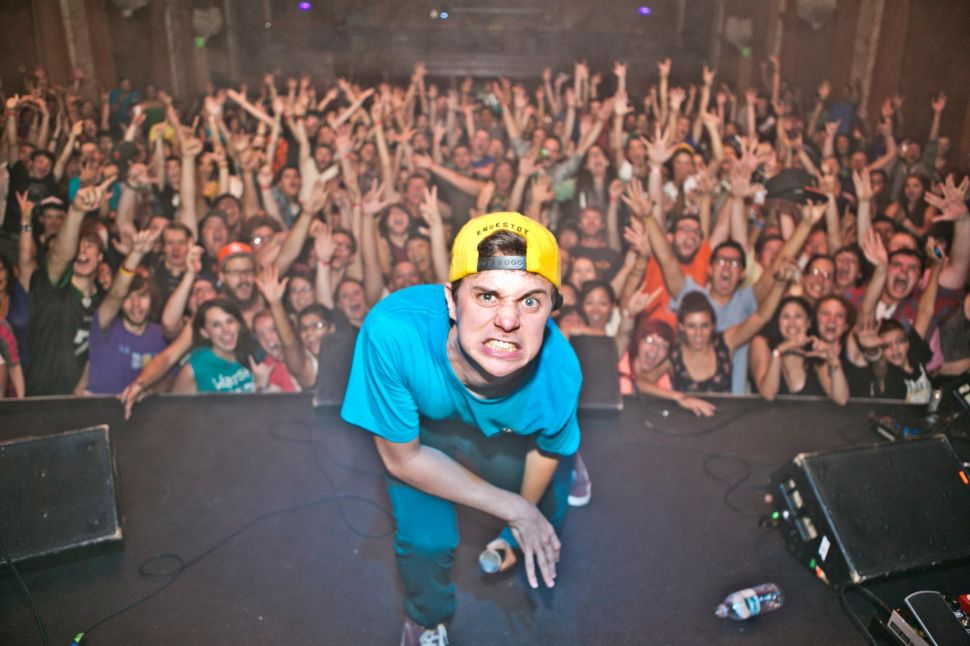 George Watsky Learns How to Ruin Everything, Still Raps Fast