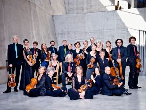 Freiburg Baroque Orchestra.