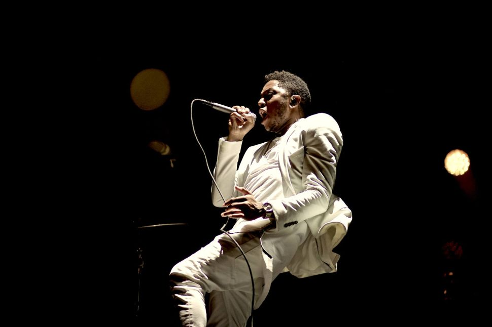Gallant Sings Raw R&B as an Outsider, But Music This Powerful Is Universal