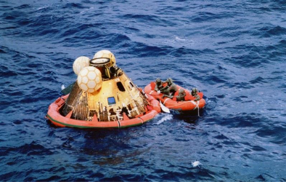Whoops, the Government Sold a Lunar 'National Treasure'—For $995. Now They Want It Back.