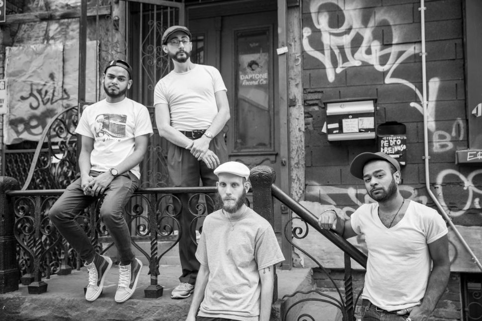 The Frightnrs Find Solace From Tragedy in the Lovesick Longing of Reggae